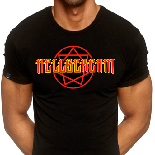 "HELLSCREAM - ""Logo"" Shirt"