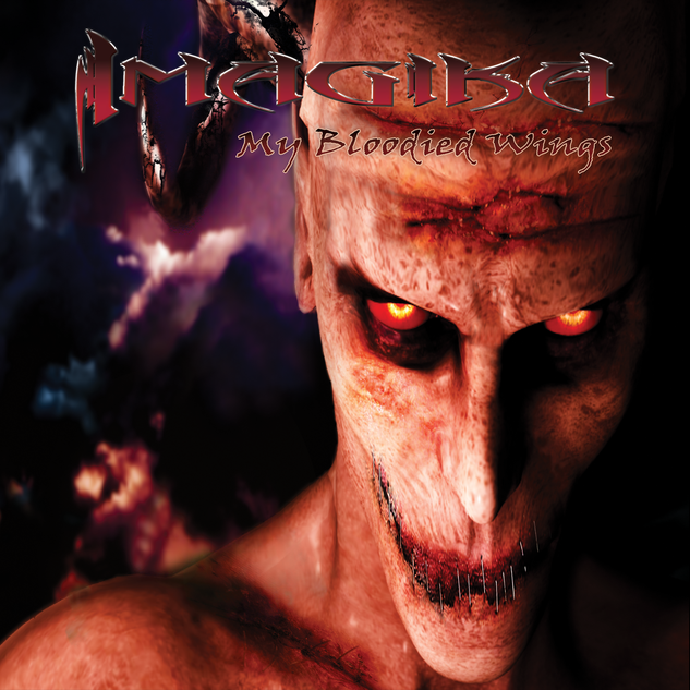 My Bloodied Wings (EUR) CD