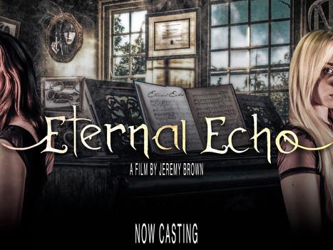 "Norman Skinner cast in upcoming film ""Eternal Echo"""