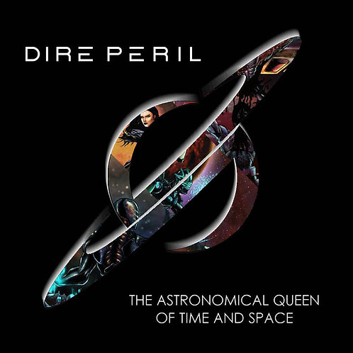 DIRE PERIL: The Astronomical Queen of Time And Space Digital