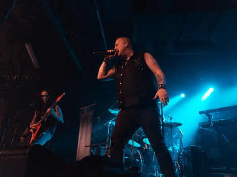 "Norman Skinner interview on ""Metal Express Radio"""