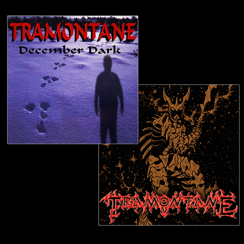 TTRAMONTANE: 2 CD Bundle