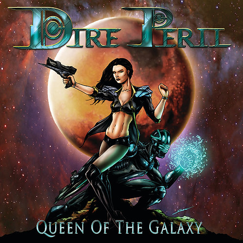 Dire Peril: Queen of The Galaxy Digital