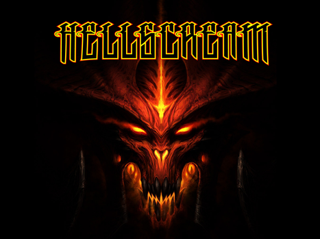 HELLSCREAM: Debut album being mixed