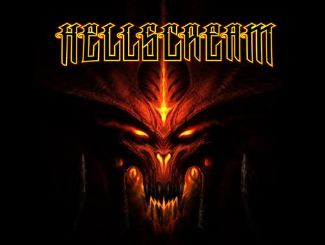 HELLSCREAM: Debut album being mixed