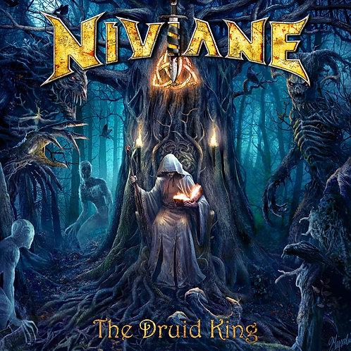 """NIVIANE: """"The Druid King"""" CD (2017)"""