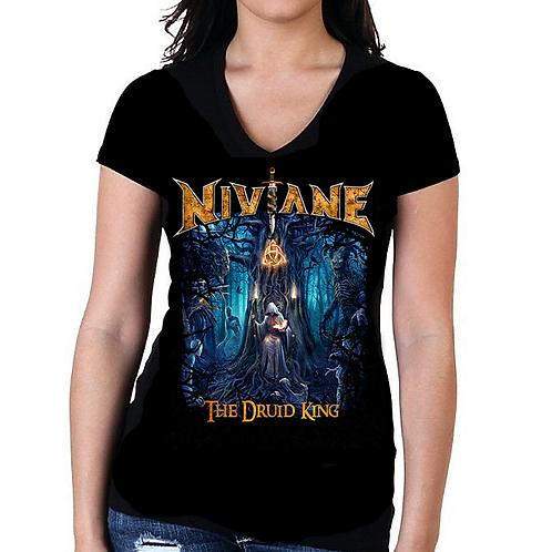 NIVIANE: Women's Druid King Shirt