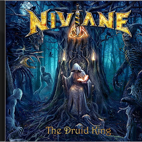 "NIVIANE: ""The Druid King"" CD (2017)"