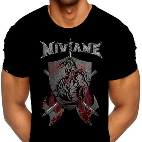 "NIVIANE: Men's ""Viking"" Shirt"