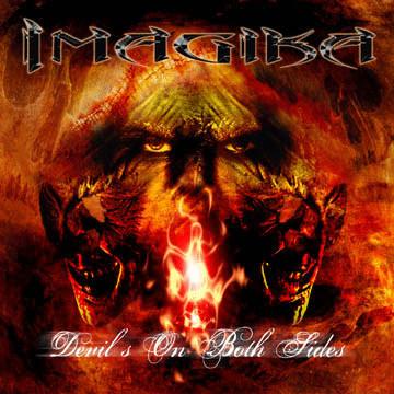 Devils On Both Side CD