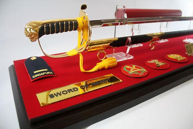 SAF Ceremonial Sword