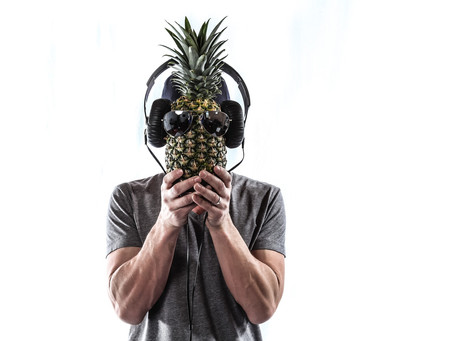Rolling A Pineapple Into Your New House?