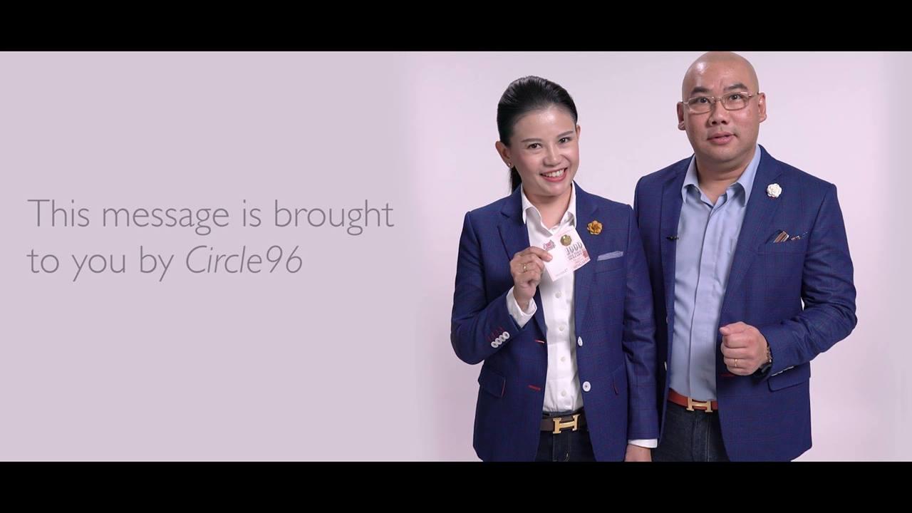 Singapore award-winning Modern Feng Shui Consultant Couple.