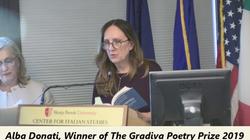 GRADIVA Poetry Prize 2019