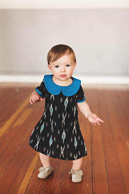 Ikat Sailor Dress