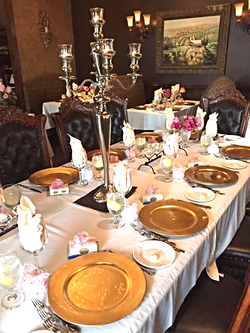Chefs Table at Cava Restaurant