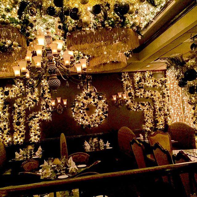 Main Dining Room Holidays