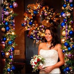 Bride At Cava Restaurant Connecticut
