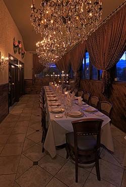 Cava Restaurants Sunroom