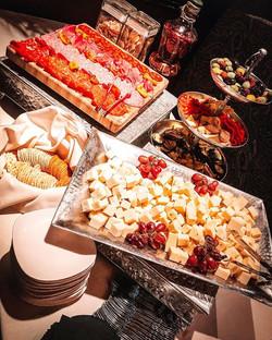 Cava's Artisanal Antipasti Table is perf