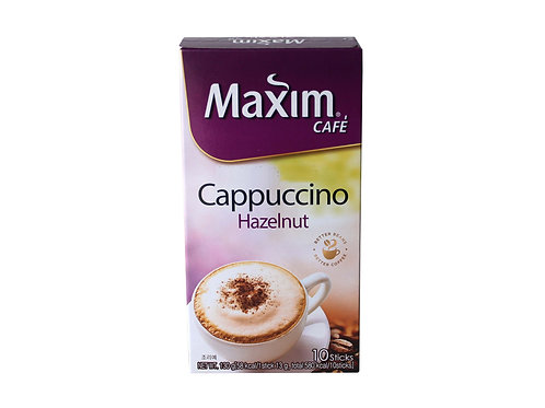Coffee Mix Cappuccino Hazelnut 156g