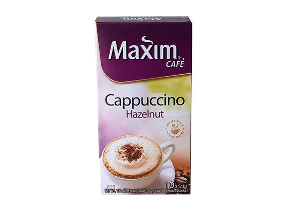 Coffee Mix Cappuccino Hazelnut 156g