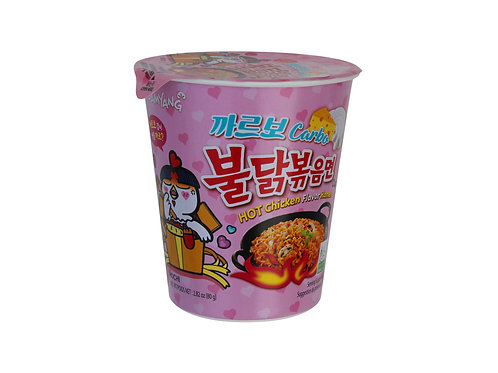 Hot Chicken Ramen Carbo Cup 80g
