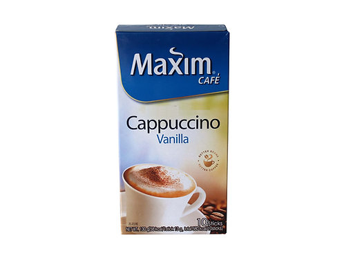 Coffee Mix Cappuccino Vanilla 156g