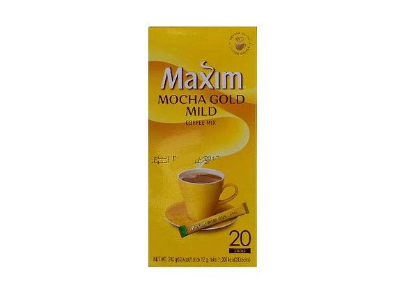 Maxim Mocha Gold Mild Coffee Mix 240g