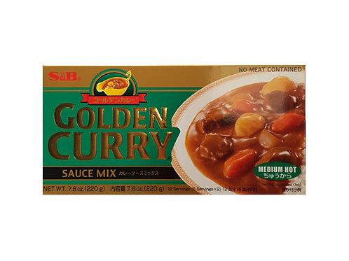 Golden Curry Medium 220g