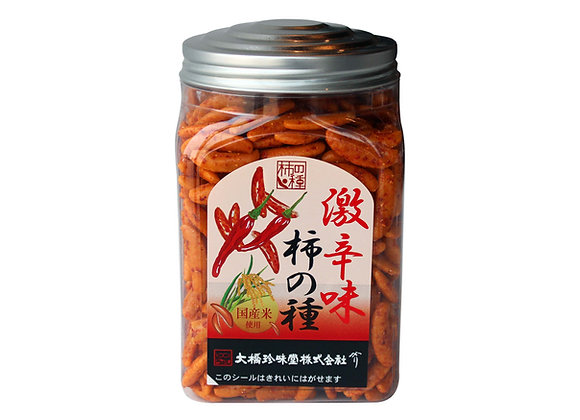 Rice Cracker Spicy Flavor 200g