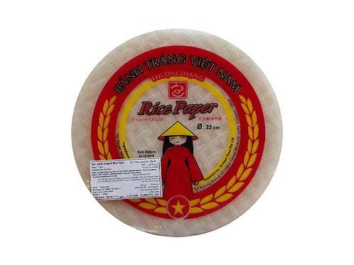 Rice Paper 22cm 250g