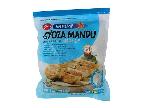 Gyoza Shrimp No Meat 540g