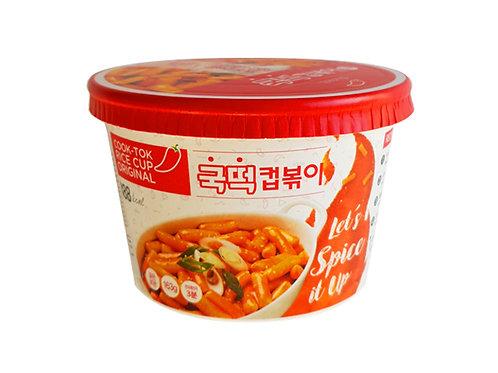 Instant Cook-Tok Rice Cup Original (Topokki) 163g