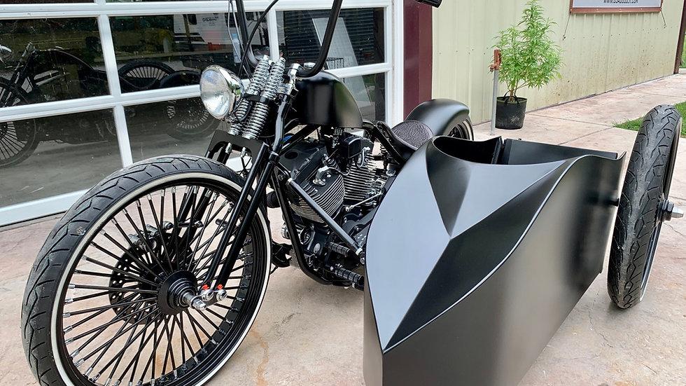 Bobber Sidecar (All Steel)