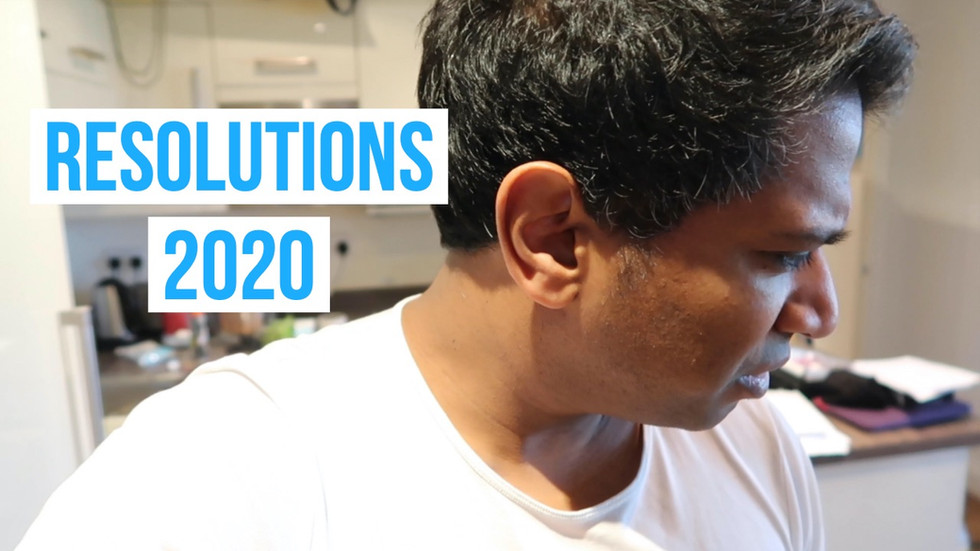 What are your New Year Resolutions for 2020?...