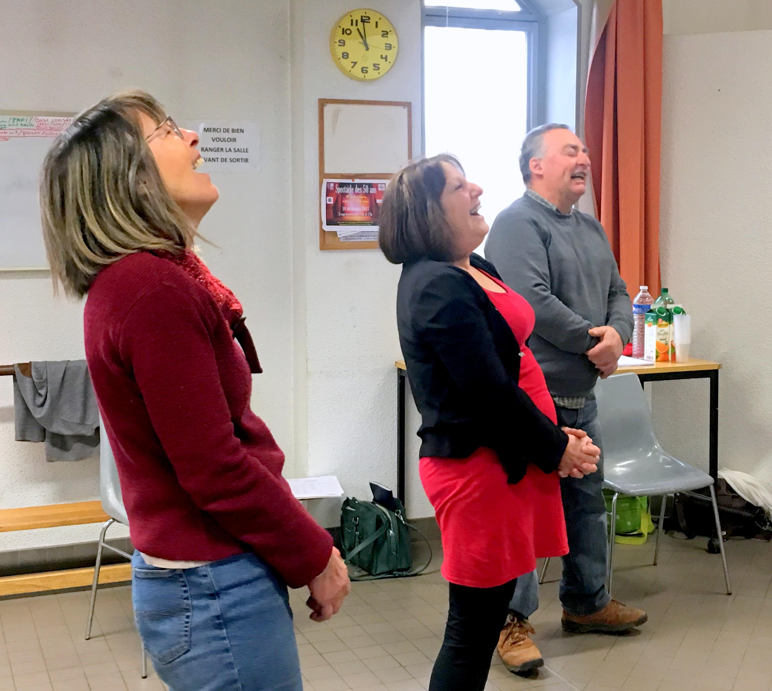 Yoga du Rire Valence