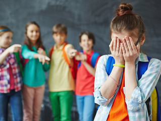Les séquelles énergétiques du à le harcèlement scolaire