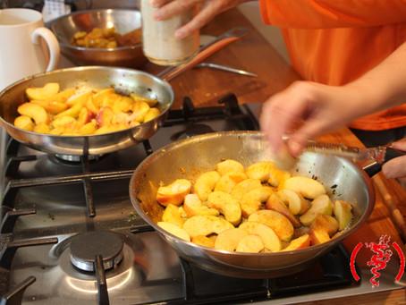 Ce qui protège les capacités digestives selon la diététique chinoise