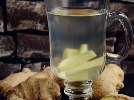 Le gingembre: recette hivernale de diététique chinoise