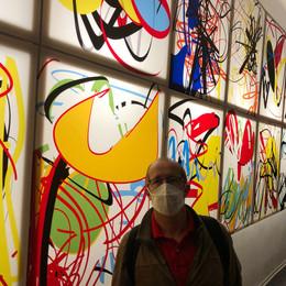 Ausstellungs Ansicht