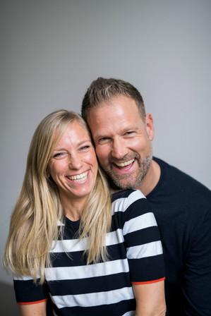 Christian Bischoff und Kerstin