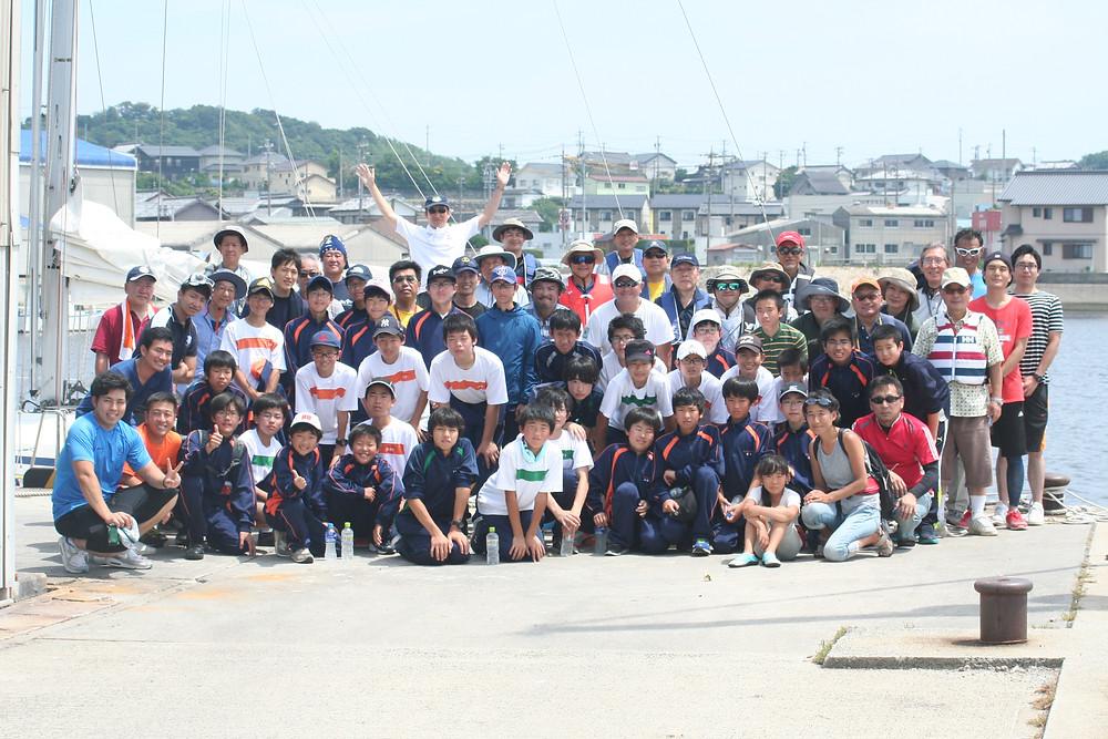 海陽学園体験乗船会協力艇募集