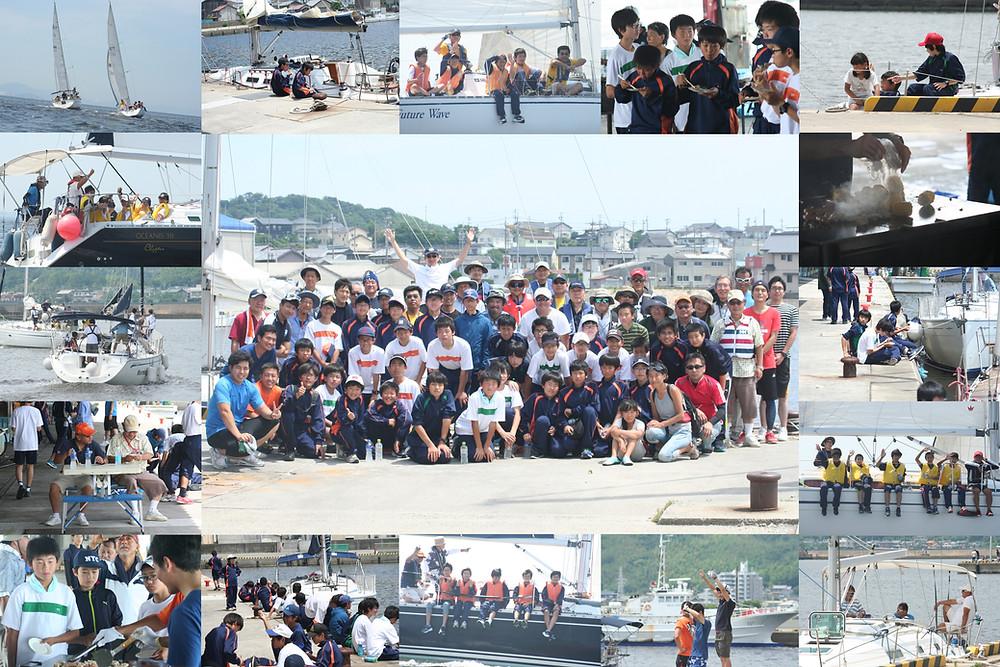 LMYC「海陽学園体験乗船会2017」