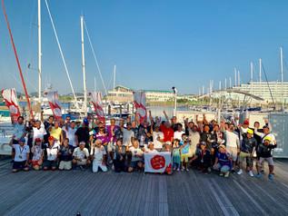 第2回三河湾ダブルハンドヨットレースが開催されました