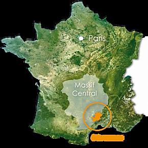 carte-situation-gite-castagnere-en-franc