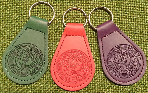 THS Leather Fobs