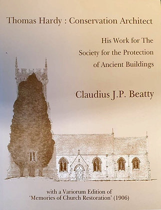 Thomas Hardy: Conservation Architect