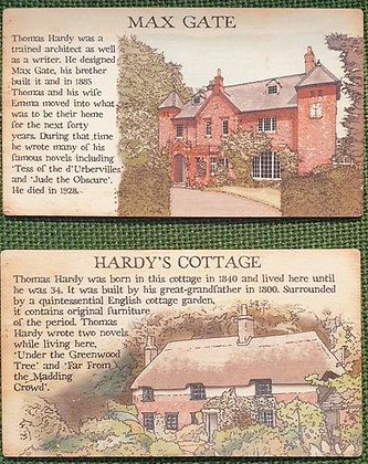 Wooden Postcards – Bockhampton Cottage Individual