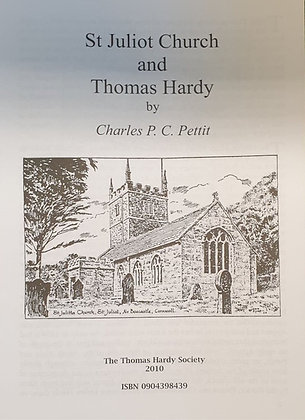 St. Juliot Church and Thomas Hardy
